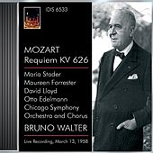 Mozart, W.A.: Requiem (Walter) (1958) by Various Artists