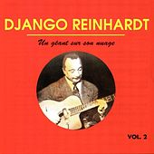 Un Geant Sur Son Nuage (A Giant on His Cloud) Vol. 2 by Django Reinhardt