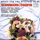 Music For The Millions Vol. 34 - Schumann/Chopin by Various Artists