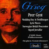 Grieg: Peer Gynt Suites Nos. 1 and 2 / 3 Orchestral Pieces From Sigurd Jorsalfar by Stephen Gunzenhauser