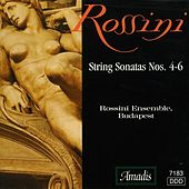 Rossini: Sonatas for Strings Nos. 4-6 by Andras Kiss