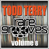 Todd Terry's Rare Grooves VOL 8 by Various Artists