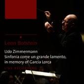 Zimmermann: Sinfonia come un grande lamento by American Symphony Orchestra