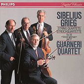 Sibelius/Grieg: String Quartets by Guarneri Quartet