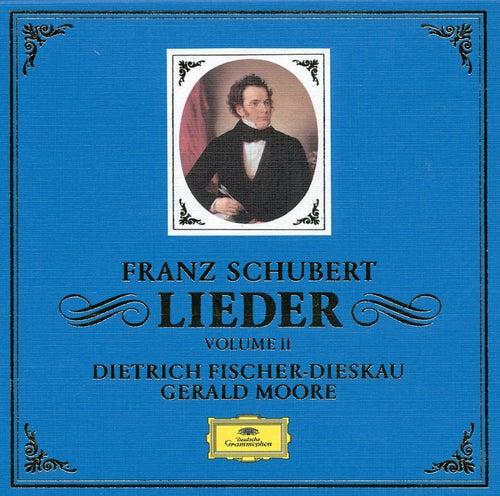 Schubert: Lieder (Vol. 2) by Dietrich Fischer-Dieskau