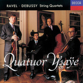 Ravel/Debussy: String Quartets by Quatuor Ysaÿe