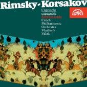 Rimsky-Korsakov: Capriccio espagnol & Sheherezade by Czech Philharmonic Orchestra