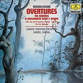 Mendelssohn-Bartholdy: Overtures by London Symphony Orchestra