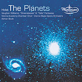Holst: The Planets / Vaughan Williams: Greensleves & Tallis Fantasia by Sir Adrian Boult