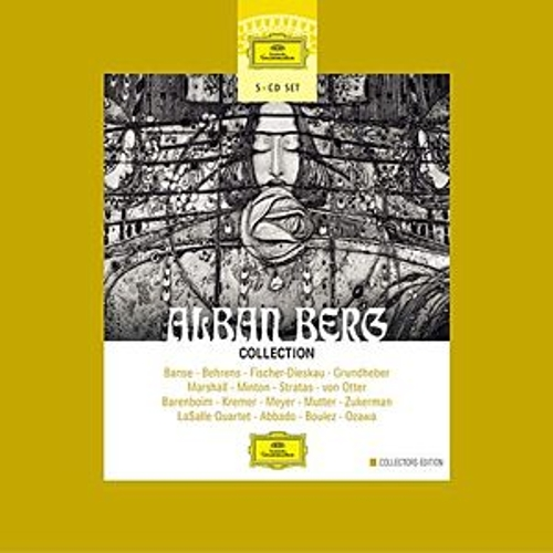 Alban Berg Collection by Various Artists