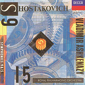 Shostakovich: Symphonies Nos.9 & 15 by Royal Philharmonic Orchestra