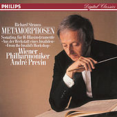 Strauss, R.: Metamorphosen; Sonatina No.1 for Winds by Wiener Philharmoniker