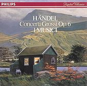 Handel: Concerti Grossi Op.6 by Federico Agostini
