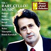 Simca Heled Collection, Vol. 1: Rare Cello Music by Various Artists