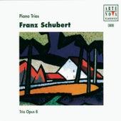 Schubert: Piano Trios 2-CD-BOX by Trio Opus 8