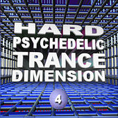 Hard Psychedelic Trance Dimension V4 by Various Artists