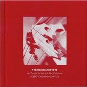 Theodor Kirchner & Robert Schumann: String quartets by Robert Schumann