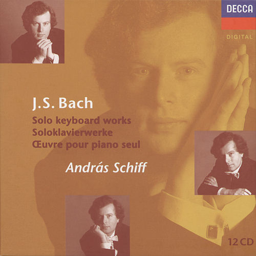 Bach, J.S.: The Solo Keyboard Works by András Schiff