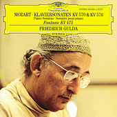 Mozart: Piano Sonatas by Friedrich Gulda