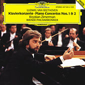 Beethoven: Piano Concertos No.1 & 2 by Krystian Zimerman
