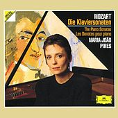 Mozart: The Piano Sonatas by Maria Joao Pires