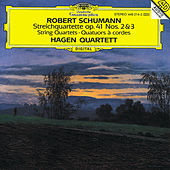 Schumann: String Quartet Op.41 Nos.2 & 3 by Hagen Quartett