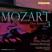 Mozart: Duo Sonatas, Vol. 3 by Duo Amade