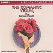The Romantic Violin, Vol.2 by Arthur Grumiaux