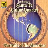 Copland: 3 Latin American Sketches (Excerpts) / Piazzolla: 3 Modern Tangos / 2 Seasons by Santa Fe Guitar Quartet