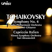 Tchaikovsky, P.I.: Symphony No. 4 / Capriccio Italien by Various Artists