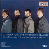 Haydn, J.: String Quartets Nos. 1-6 by Petersen Quartet