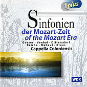 Symphonies of the Mozart Era by Hans-Martin Linde