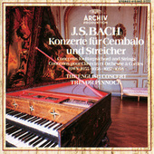 Bach, J.S.: Concertos for Harpsichord and Strings by Trevor Pinnock