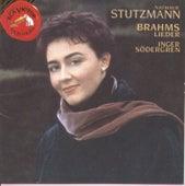 Brahms/Lieder by Nathalie Stutzmann