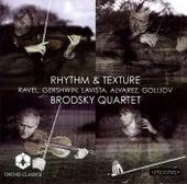 Rhythm & Texture by Brodsky Quartet