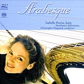 Arabesque - A Journey into Harp Artistry by Isabelle Perrin