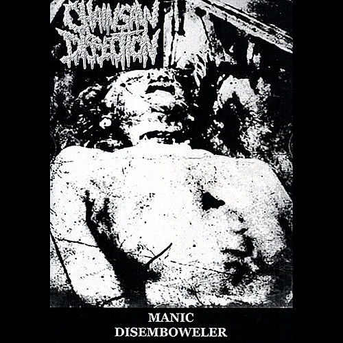 Manic Disemboweler - 8 CD Set by Chainsaw Dissection