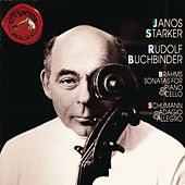 Brahms, Schumann: Sonatas For Piano And Cello by Janos Starker