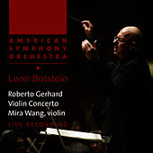 Gerhard: Violin Concerto by American Symphony Orchestra