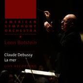 Debussy: La mer by American Symphony Orchestra