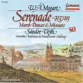 Mozart, W.A.: Serenade No. 4, K. 203 / Contredances / Minuets / German Dances by Sandor Vegh