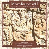 Jerusalem Y Stella, I.: Mass A 8 / Magnificat for 2 Voices / Delgado, F.: Te Deum Al Sr. Felipe De Jesus (Baroque Mexico, Vol. 1) by Benjamin Juarez Echenique