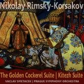 Rimsky-Korsakov: The Golden Cockerel Suite & Kitezh Suite by Prague Symphony Orchestra