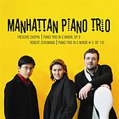 Chopin and Schumann Piano Trios by Milana Strezeva