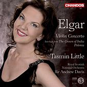 Elgar: Violin Concerto - Interlude from The Crown of India - Polonia by Andrew Davis