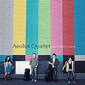 Aeolus Quartet performs Brahms and Bartok by Aeolus Quartet