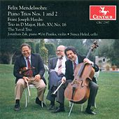 Mendelssohn, Felix: Piano Trios Nos. 1 and 2 / Haydn, F.J.: Keyboard Trio No. 16 by The Yuval Trio
