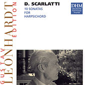 Leonhardt Edition Vol.14 - Scarlatti: Sonaten für Cembalo by Gustav Leonhardt