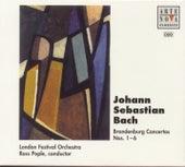Bach: Brandenburg Concertos BOX Vol.1 + Vol.2 by Ross Pople