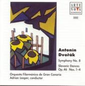 Dvorak: Symphony No.8 / Slavonic Dances by Adrian Leaper